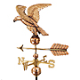 Click to visit Volko.com and see a wonderful collection of Copper Weathervanes