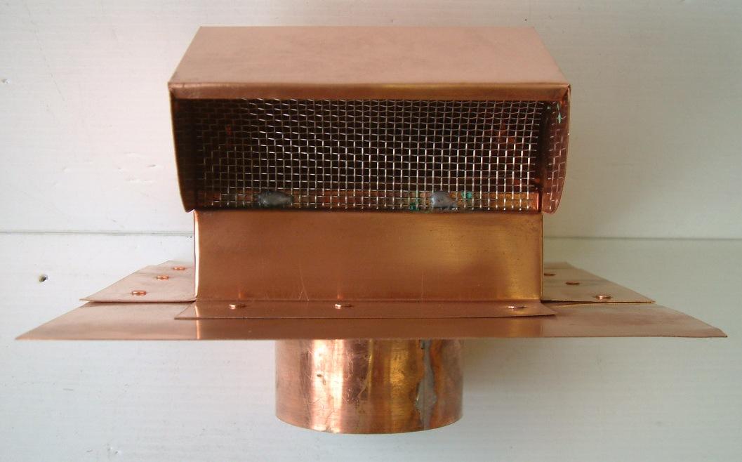Volko Is Your Copper Vent Source Copper Roof Jacks